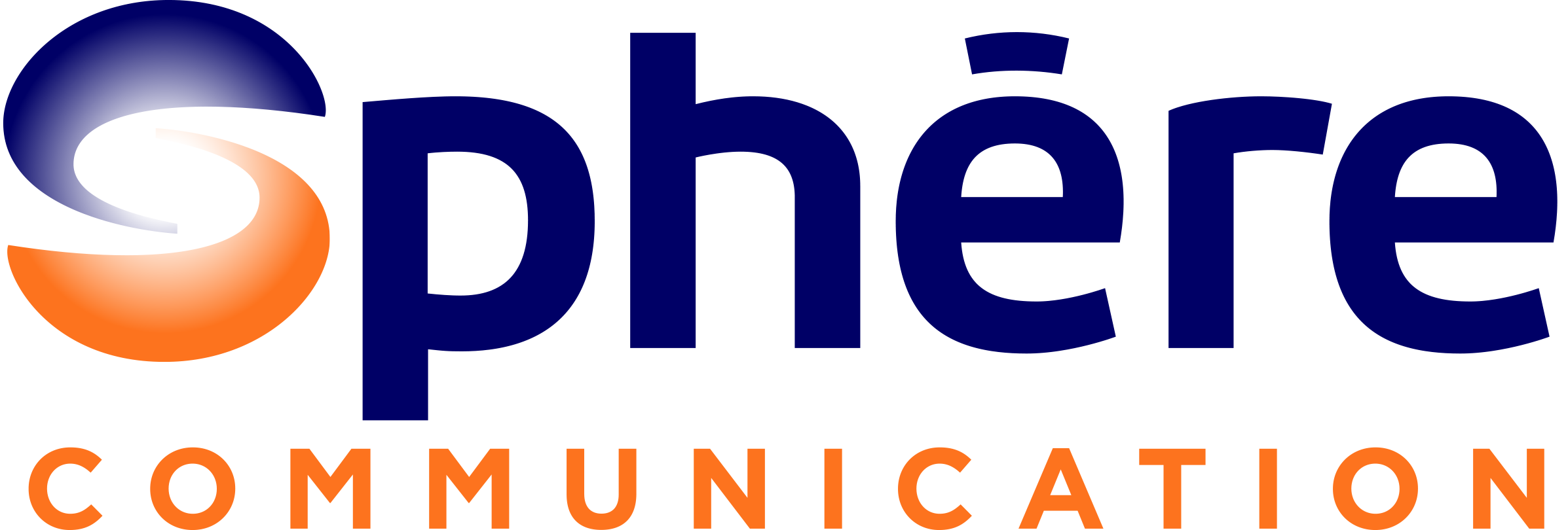logo sphere communication