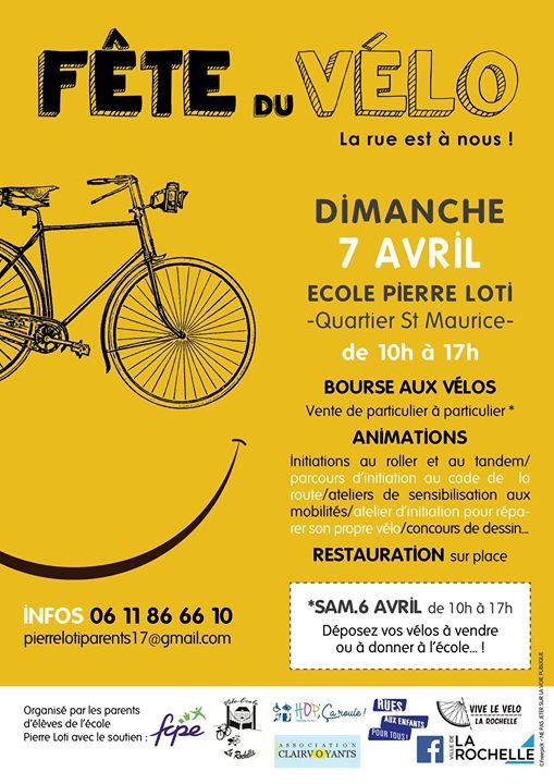Fête du vélo La Rochelle