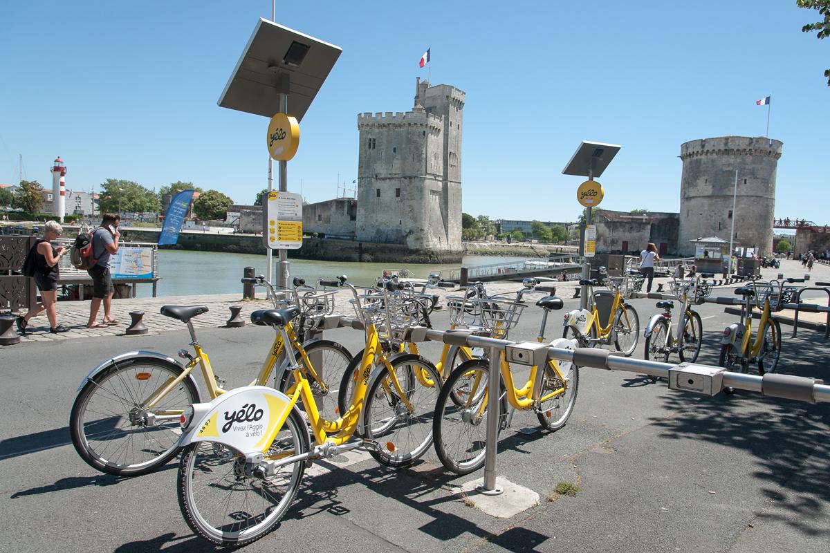 Fete Du Velo Et Nouvelles Pistes Cyclables A La Rochelle