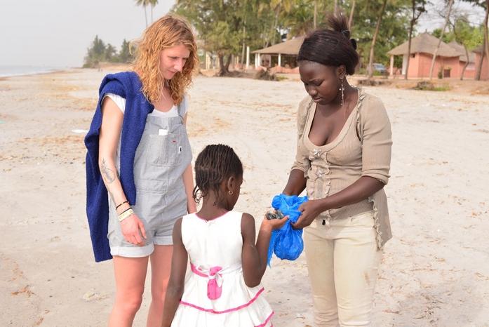 Teo au Sénégal