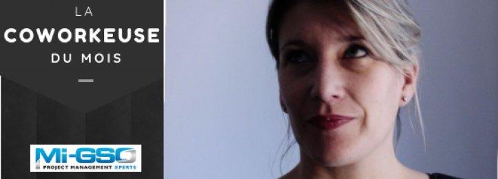 Portrait du mois - Aline Volp