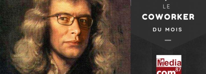 Portrait du mois - Tanguy Jacquet