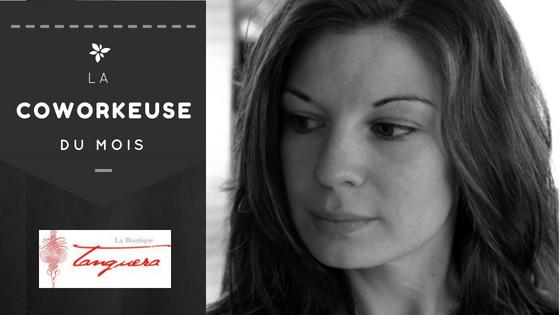 Portrait du mois : Valérie Valette