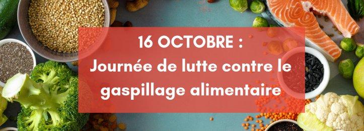 Journée de lutte contre le gaspillage alimentaire