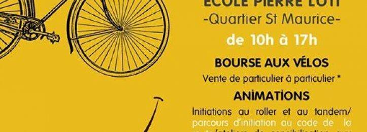 Fête du vélo et nouvelles pistes cyclables à La Rochelle