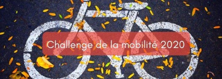 Challenge de la mobilité 2020