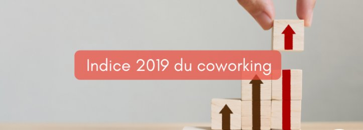 Indice 2019 du coworking en France