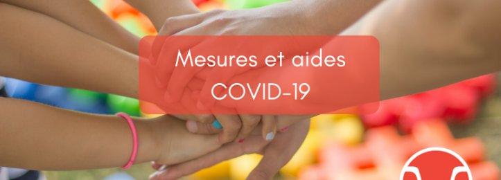 Mesures et aides COVID-19
