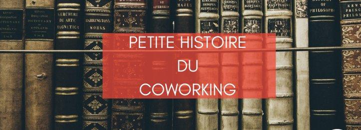 Petite histoire du coworking