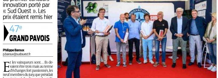 MADINTEC : Lauréat du concours de l'innovation nautique